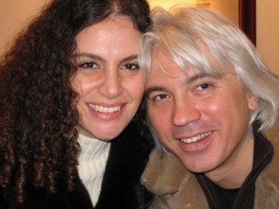 Флоренс и Дмитрий Хворостовские