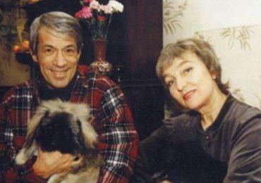 Александр Хочинский и Антонина Шуранова